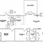 Planos de casa pequeña 1