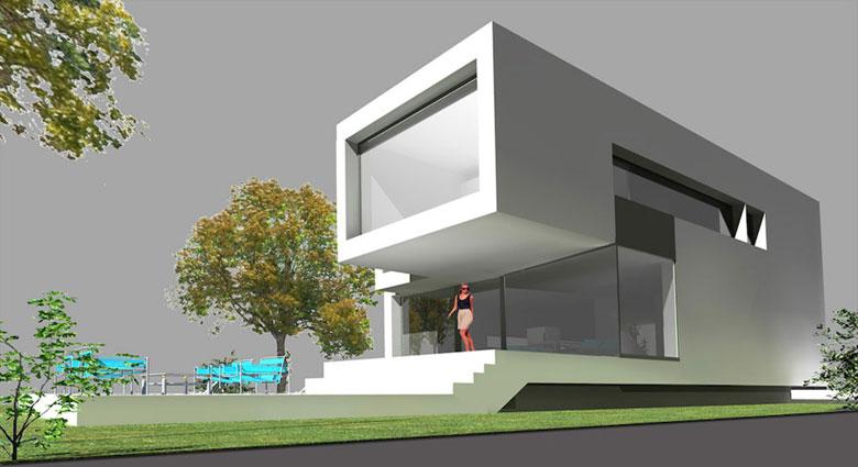 Tendencias de casas modernas en 2013 for Disenos arquitectonicos de casas modernas