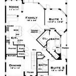 Planos de casa costera de dos nivele1