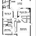 Planos de casa costera de dos nivele2