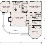 Planos de casa de campo de un nivel1