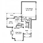 Planos de casa de estilo tudor1