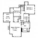 Planos de casa de estilo tudor2
