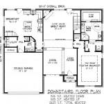 Planos de duplex casa de estilo francés1