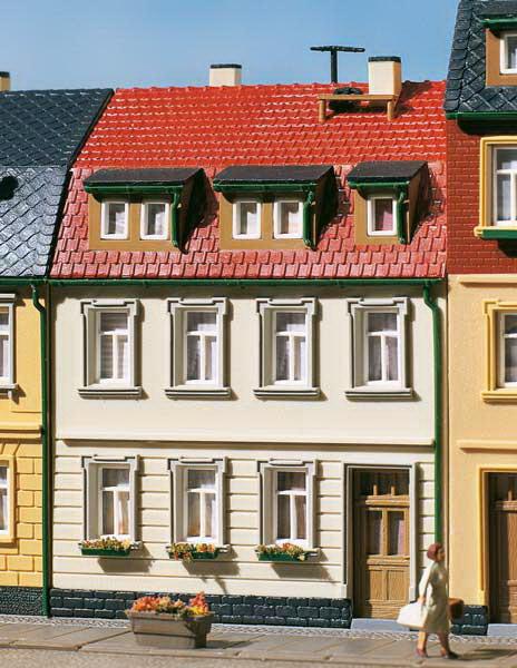 Planos de edificio de dos niveles