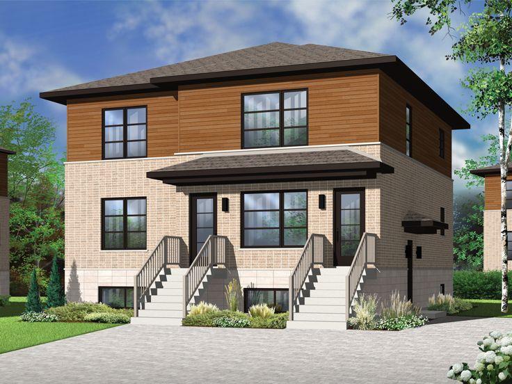 Planos De Edificio De Tres Niveles 6 Dormitorios 4 Ba 241 Os