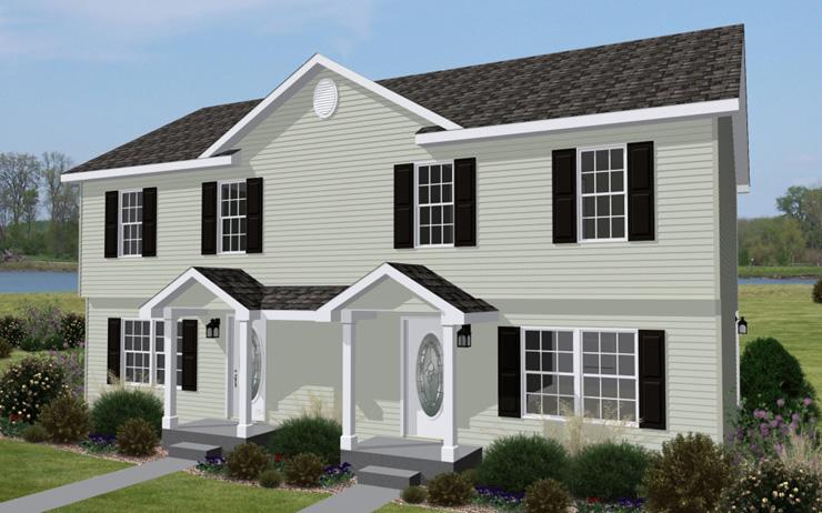 Casas modernas casas prefabricadas rurales modernas y de for Planos de casas de 3 pisos