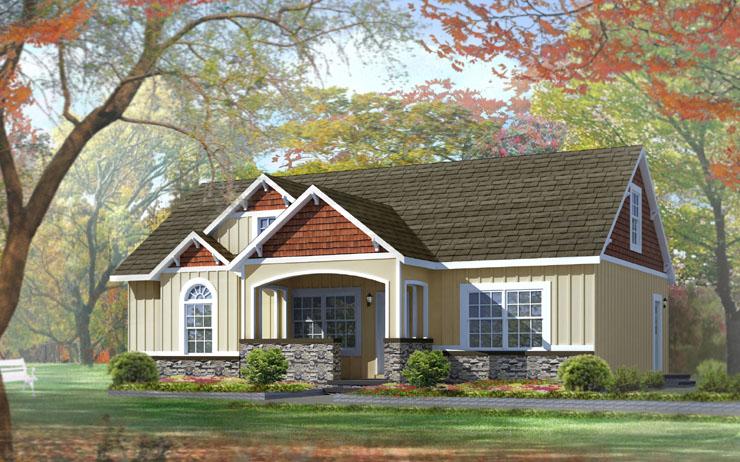 Fachadas de casas de madera peque as imagui - Casa pequena de madera ...