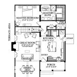 Planos de casa ecológica de dos niveles1