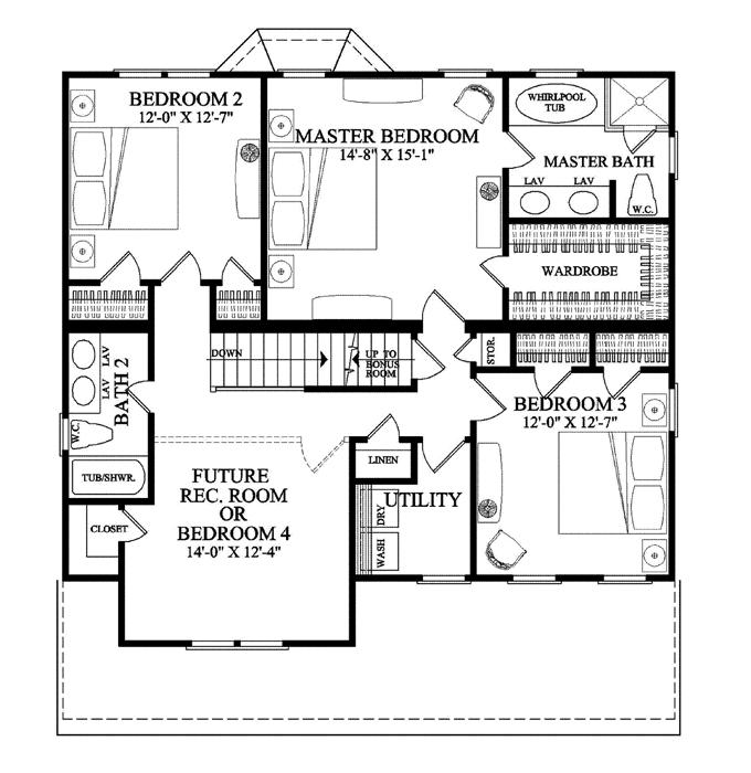 Casa de dos pisos planos quotes - Planos de casas de 2 pisos ...