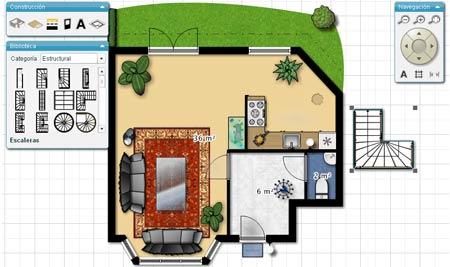 Programa para hacer planos de casas en 3d y 2d for Hacer planos 3d