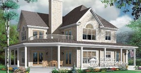 Casa 3d con garaje