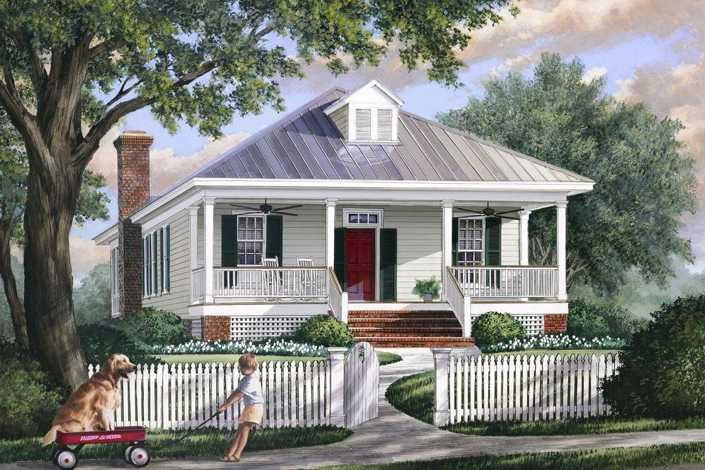 Planos De Casa De Un Piso Dos Ba 241 Os Y Tres Dormitorios