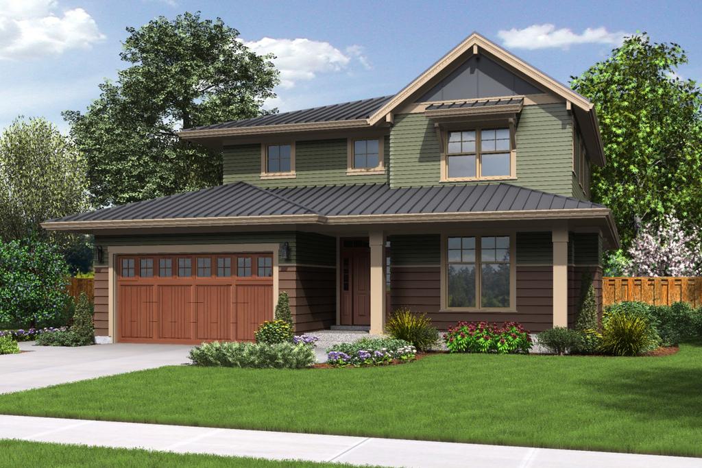 Planos de casa de dos pisos cuatro habitaciones y tres for Habitaciones 3d gratis